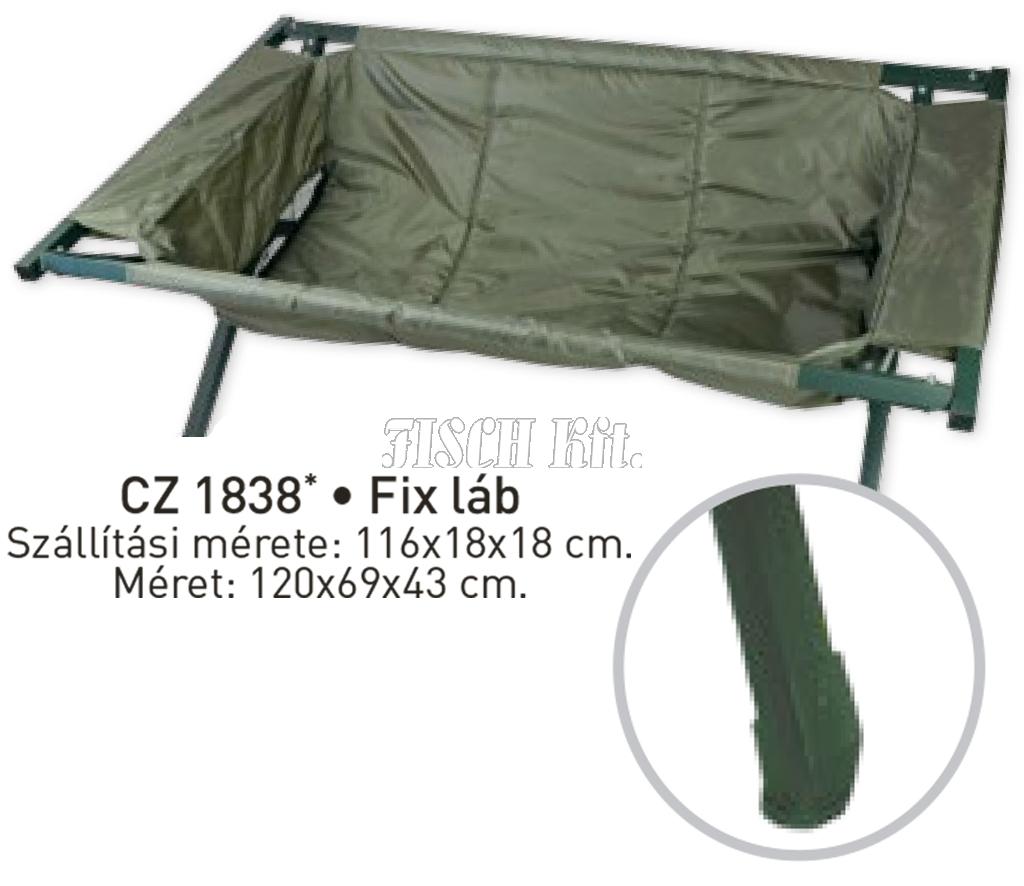 CZ Fix Lábú Állványos pontybölcsõ, 120x69x43cm
