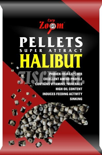 CZ Fúrt halibut pellet, 8mm, 800 g