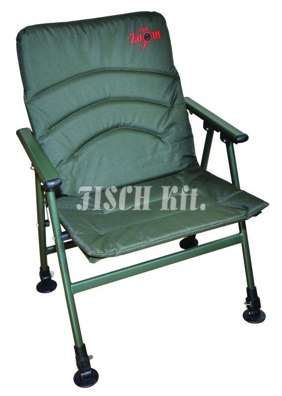 Carp Zoom Easy Komfort karfás szék