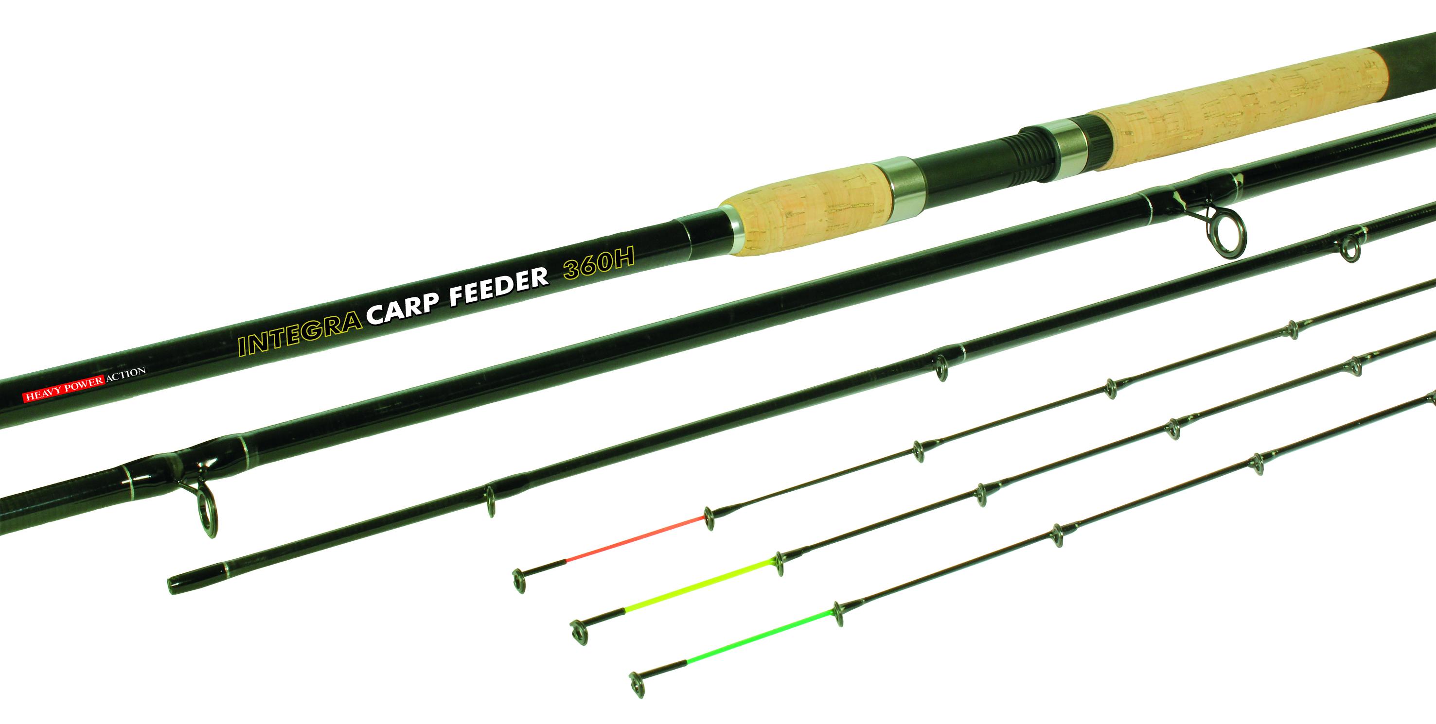 Integra Carp Feeder 3.60m 50-120g