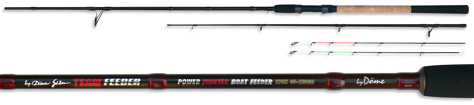 By Döme TF Power Fighter Boatfeeder 270 H 40-120gr