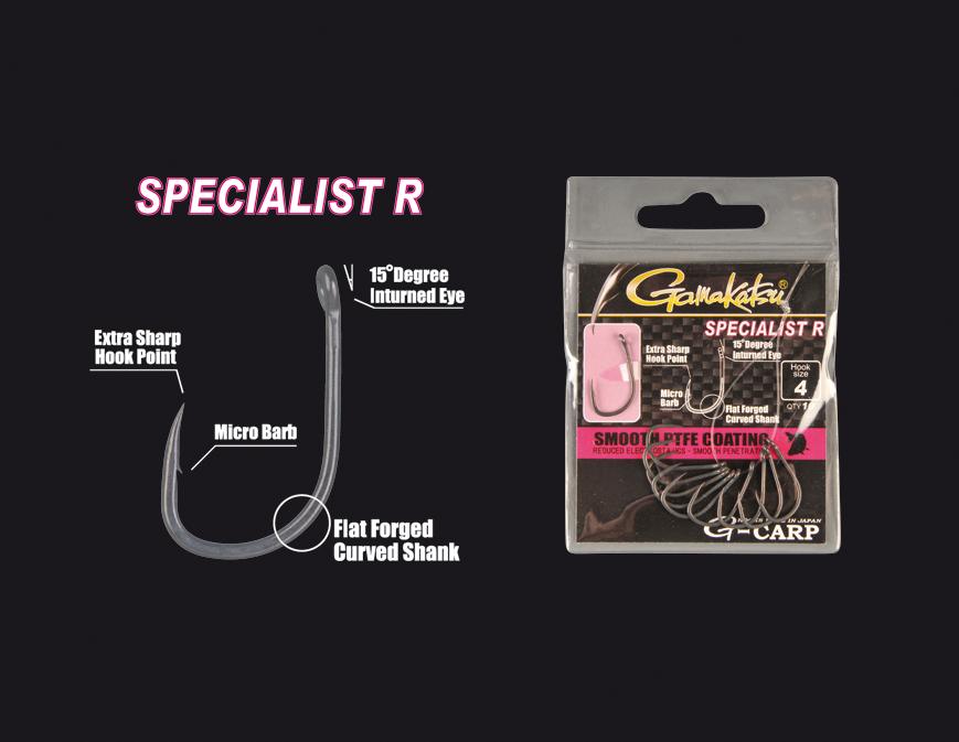 G-Carp Specialist R 10/cs. 6-os