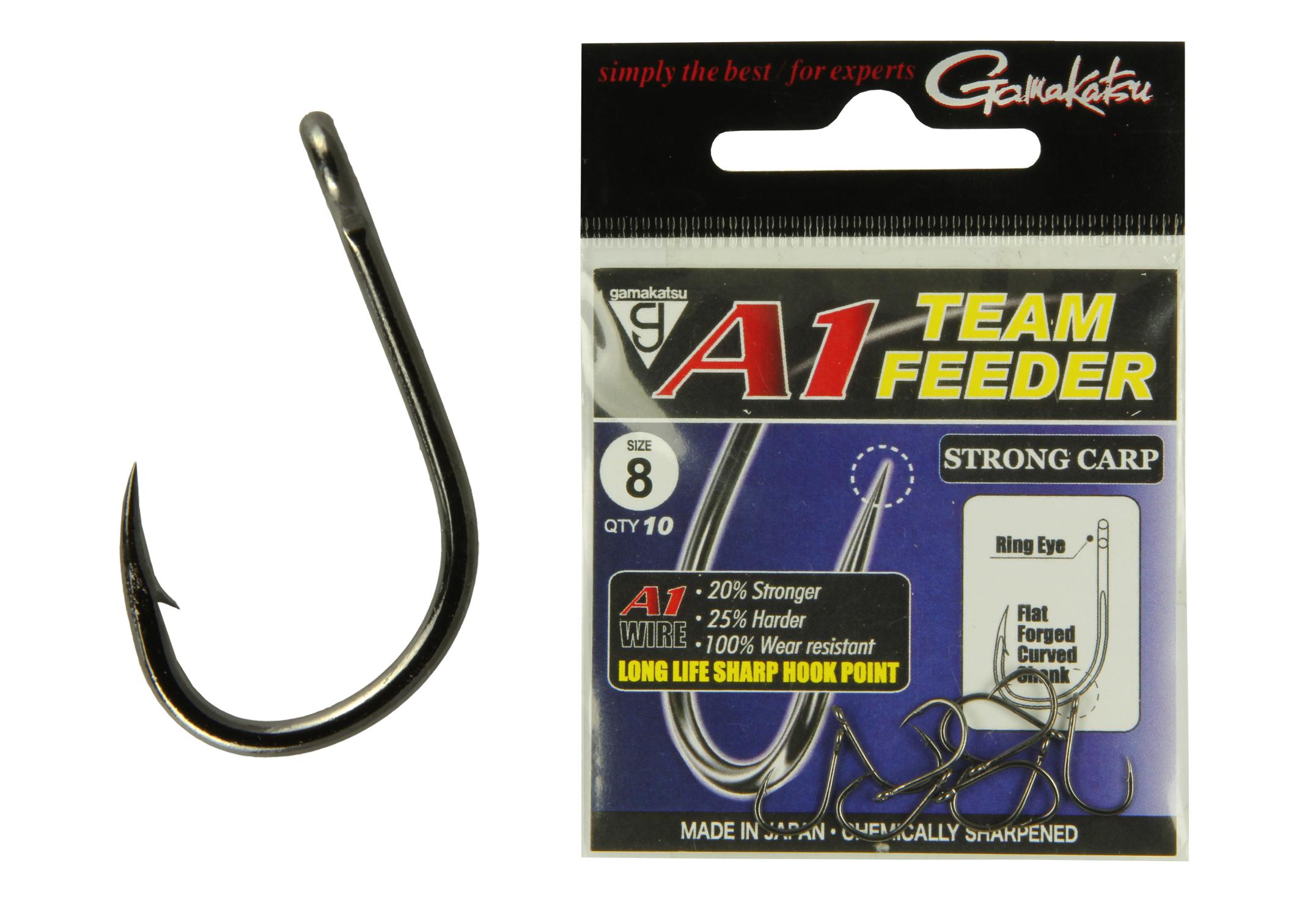 A1 Team Feeder Strong Carp 6-os 10/cs.
