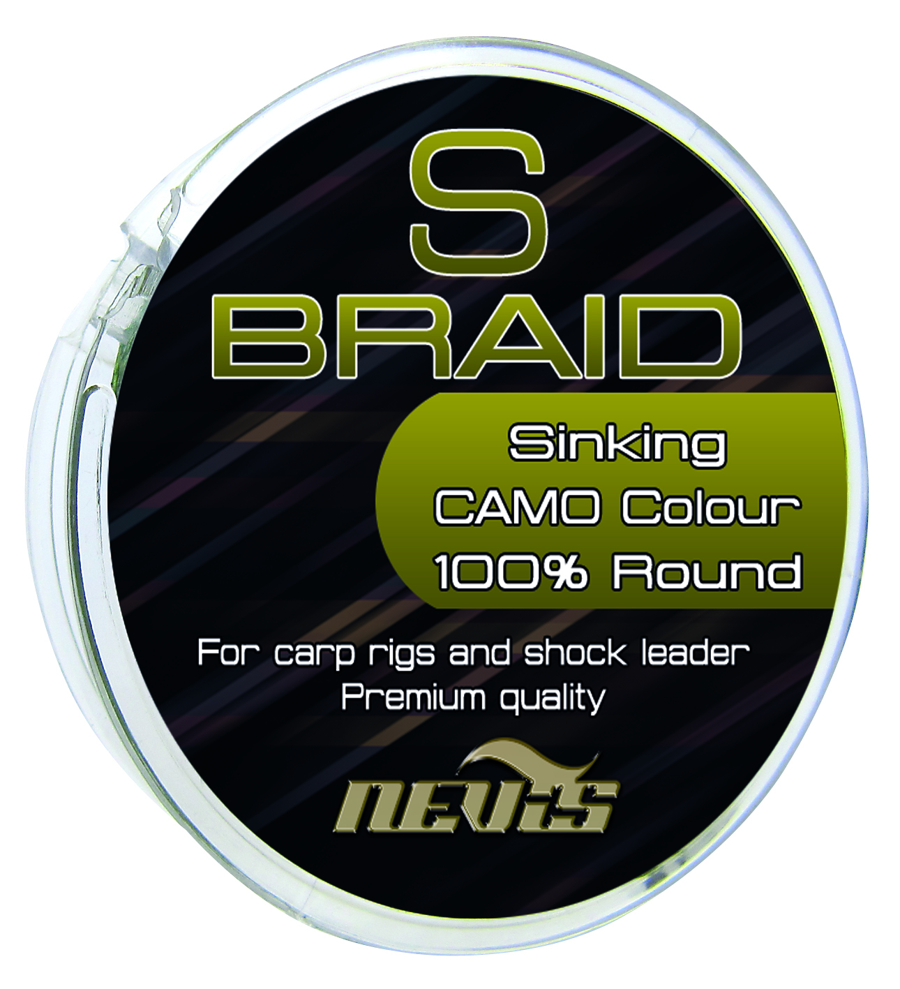 S Braid 15m 0,10mm