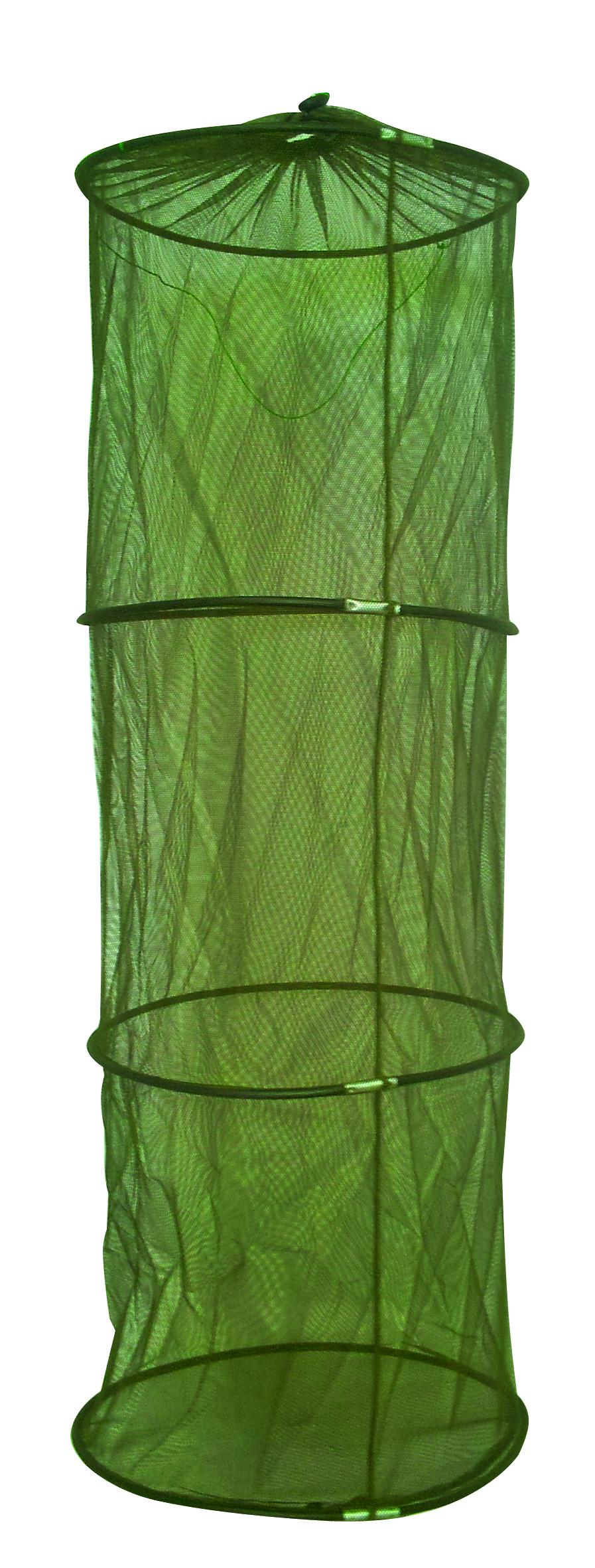 Haltartó 4 Karikás Green 2mm 30x75cm