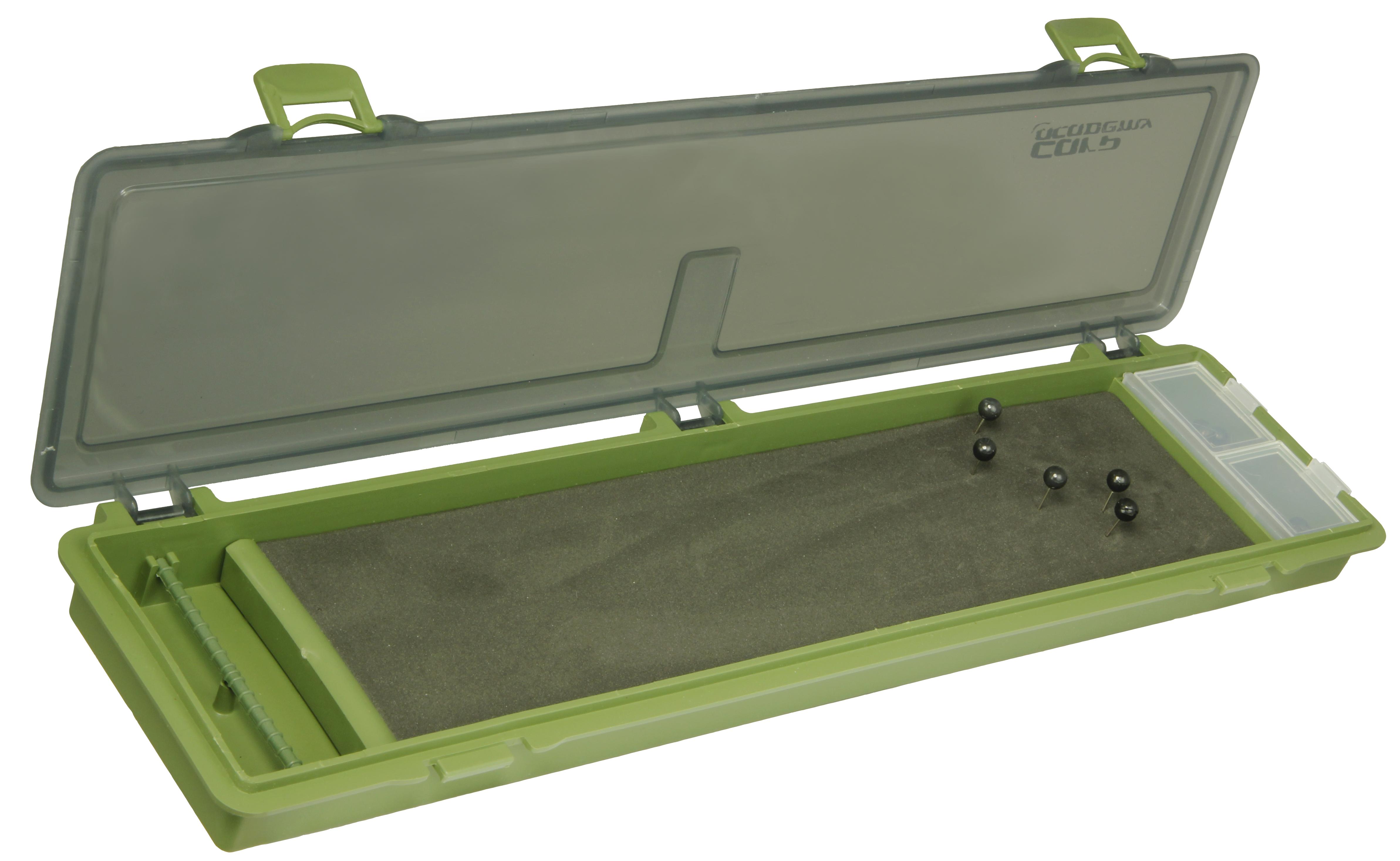 Elõketartó carp box 38x8cm
