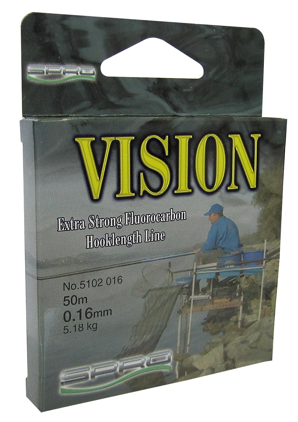 Vision 50m 0,18mm