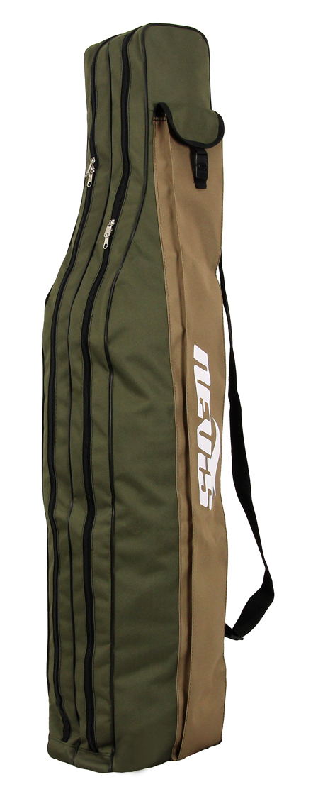 Bottartó táska zöld 160D