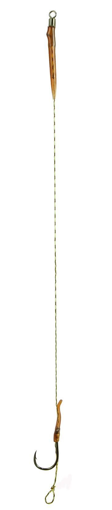 Pontyozó elõke horogbeforítóval 4-es méret