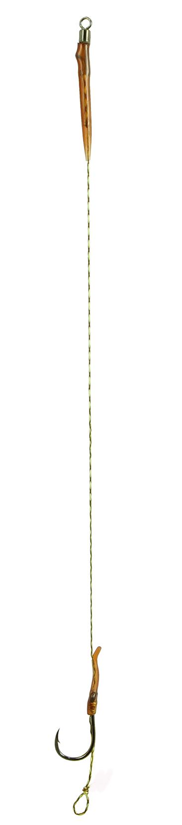 Pontyozó elõke horogbeforítóval 6-os méret