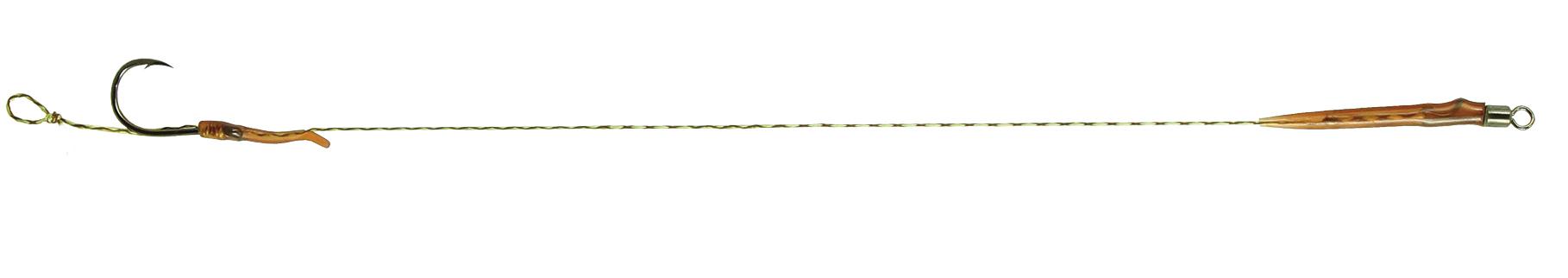 Pontyozó elõke teflon horoggal 10-es méret