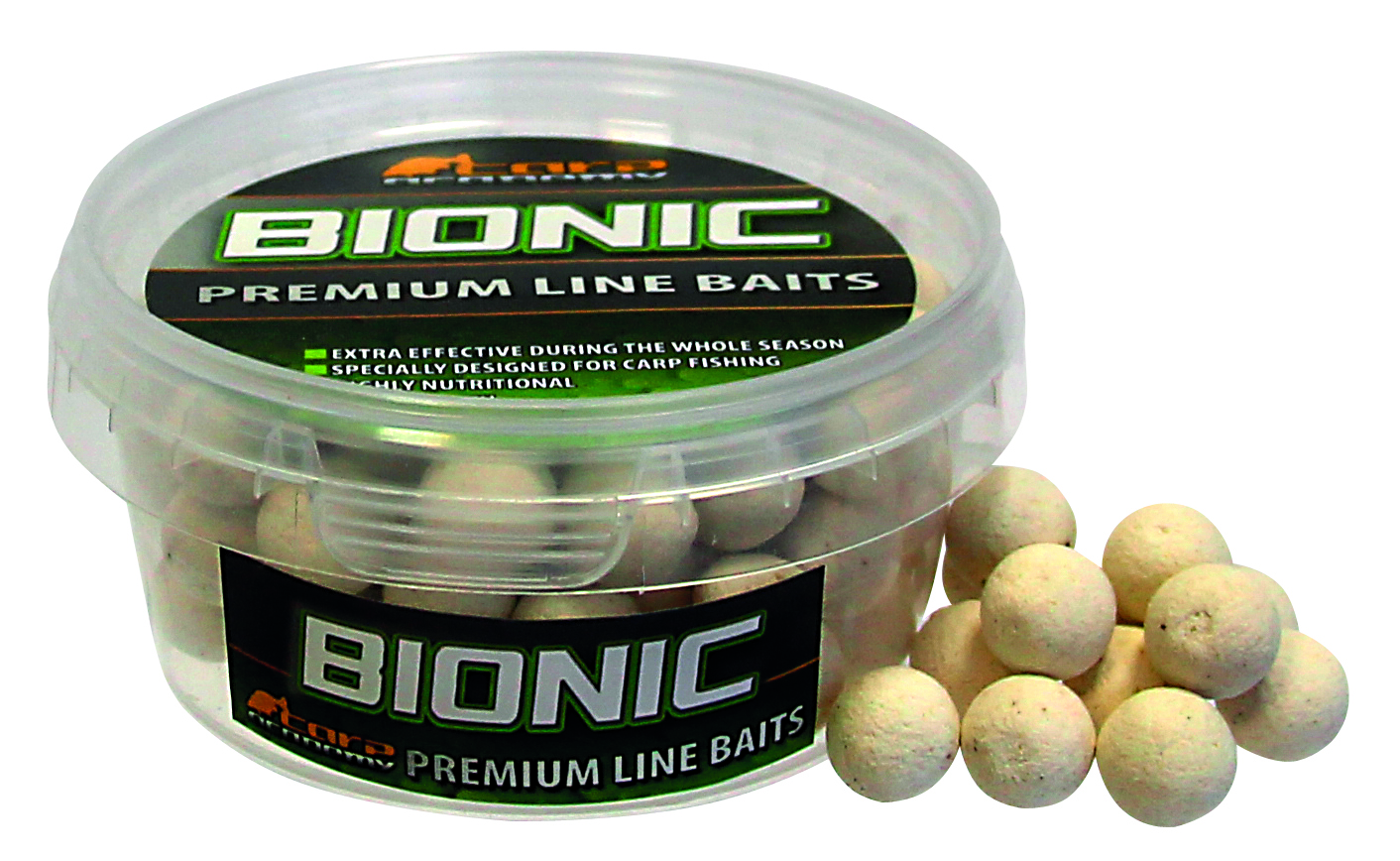 Fluo-pop up boilies 50g 12mm Spice