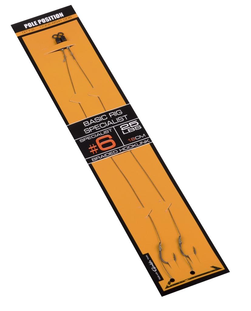 Str Basic Rig 6-os 2db/cs
