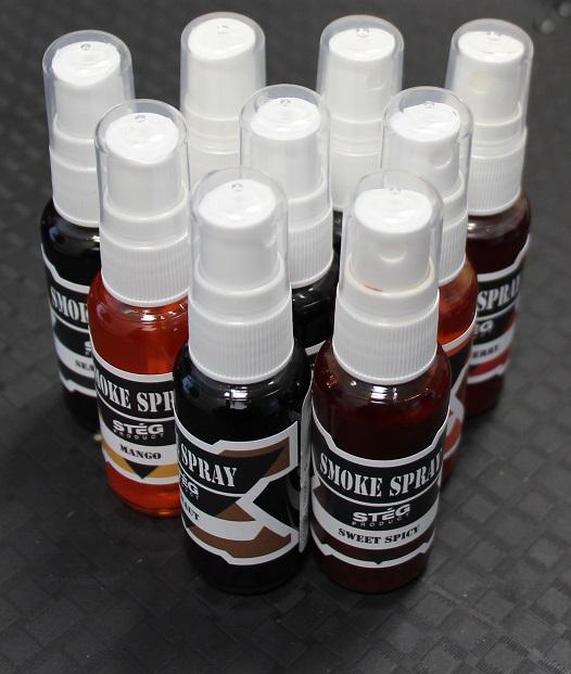 Stég Product Smoke Spray Mango 30ml