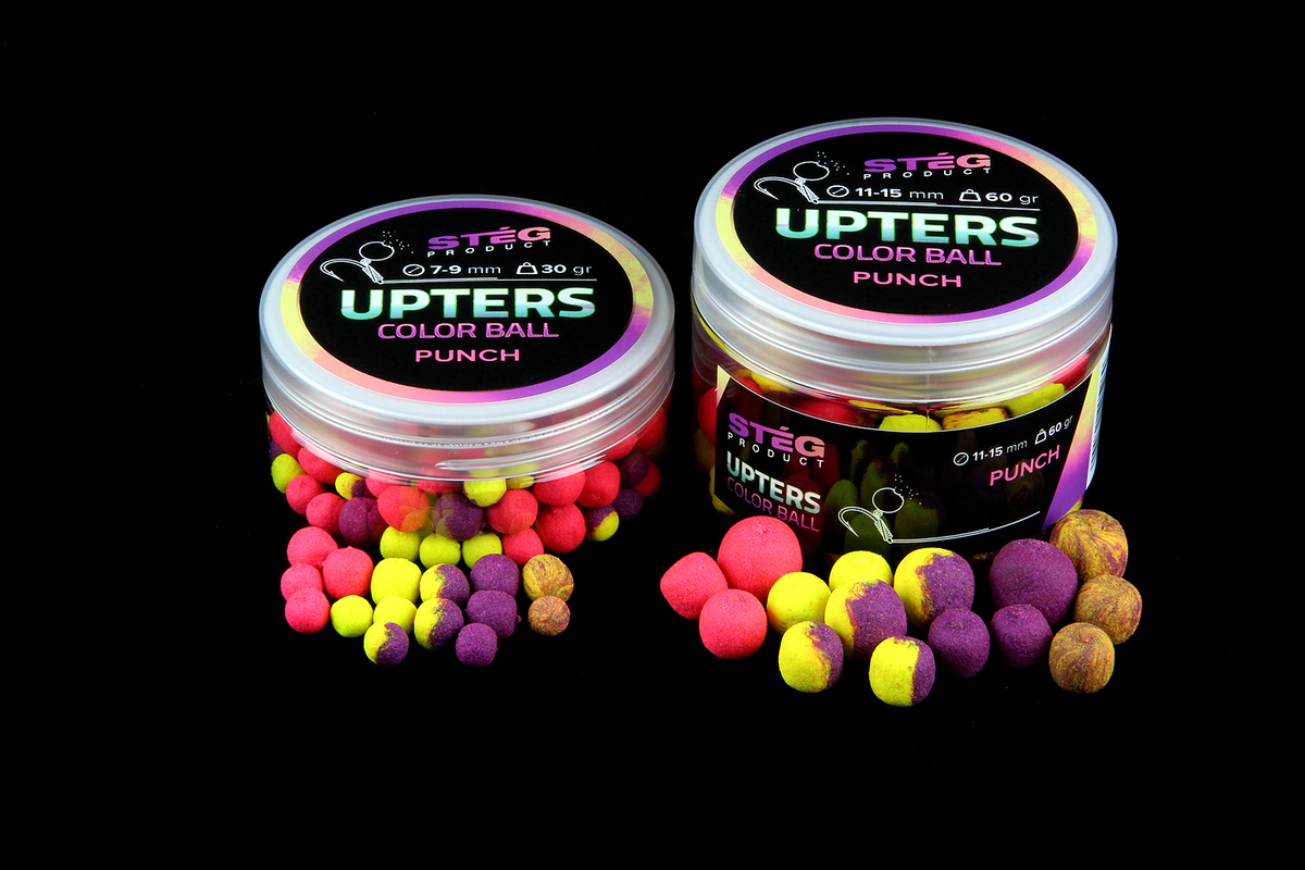Stég Product Upters Color Ball 11-15mm PUNCH 60g