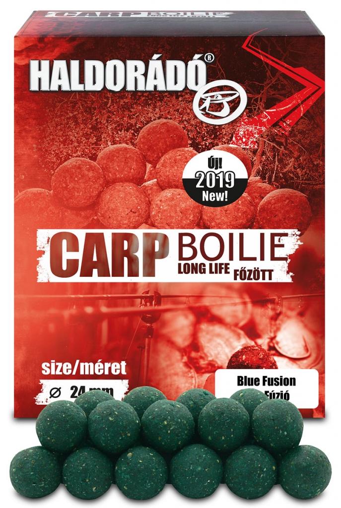 Carp Boilie fõzött - Kék Fúzió 24 mm