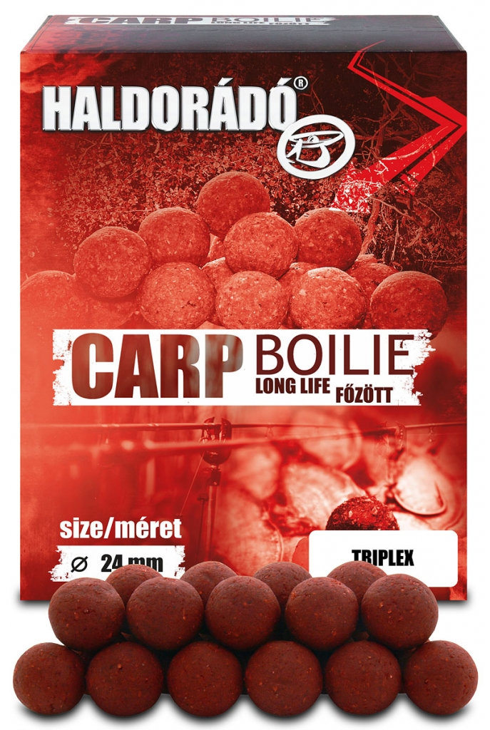 Carp Boilie fõzött - TripleX 24 mm