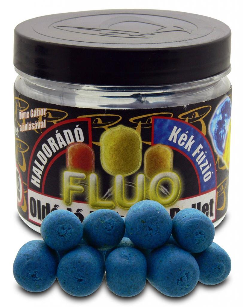 Oldódó Fluo Lebegõ Pellet - Kék Fúzió