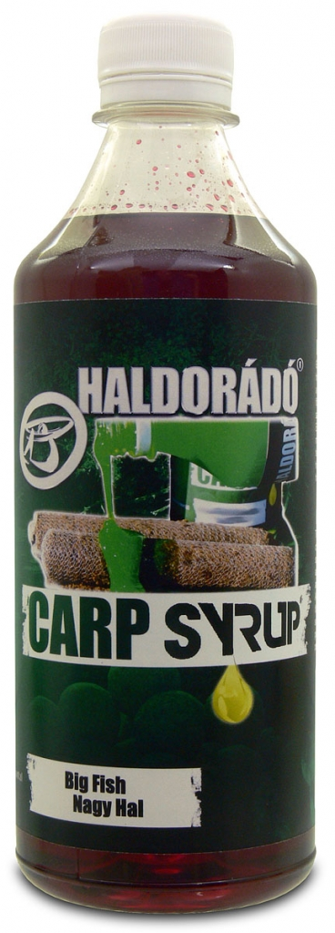 Carp Syrup - Nagy Hal