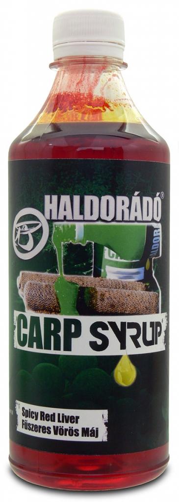 Carp Syrup - Fûszeres Vörös Máj