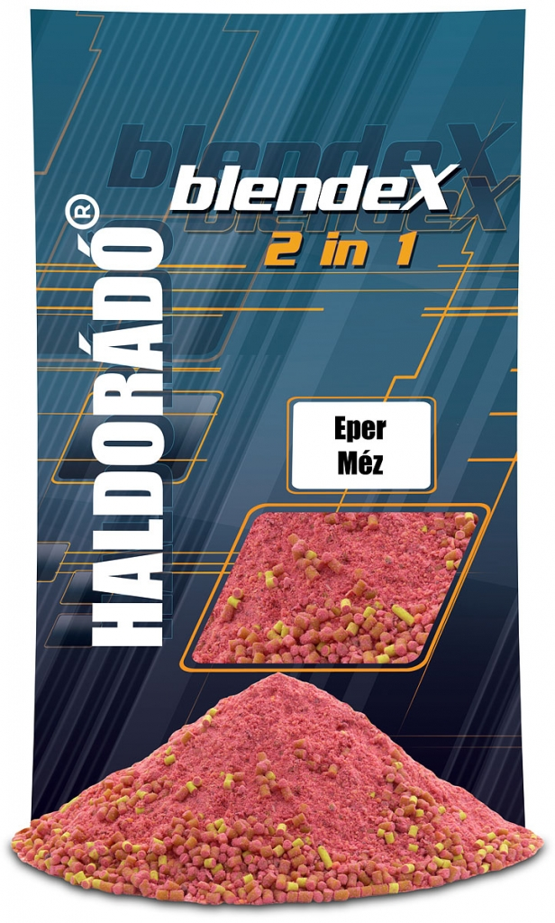 BlendeX 2 in 1 - Eper + Méz
