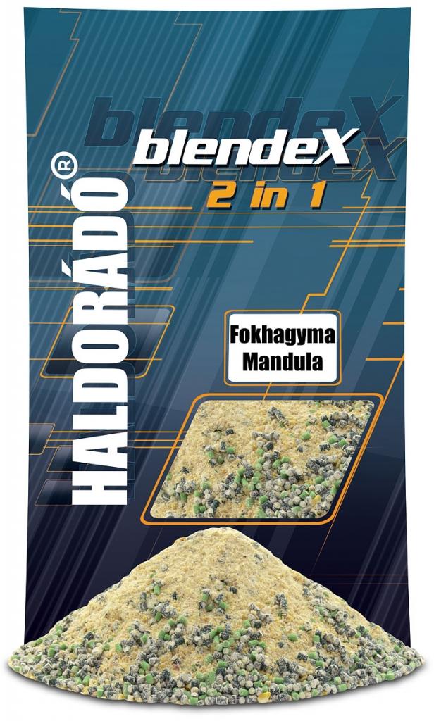 BlendeX 2 in 1 - Fokhagyma + Mandula