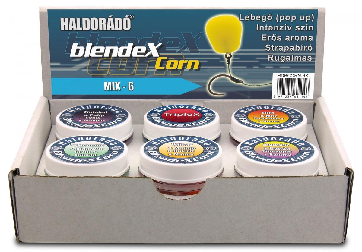 BlendexCorn - MIX-6 /  6 íz egy dobozban