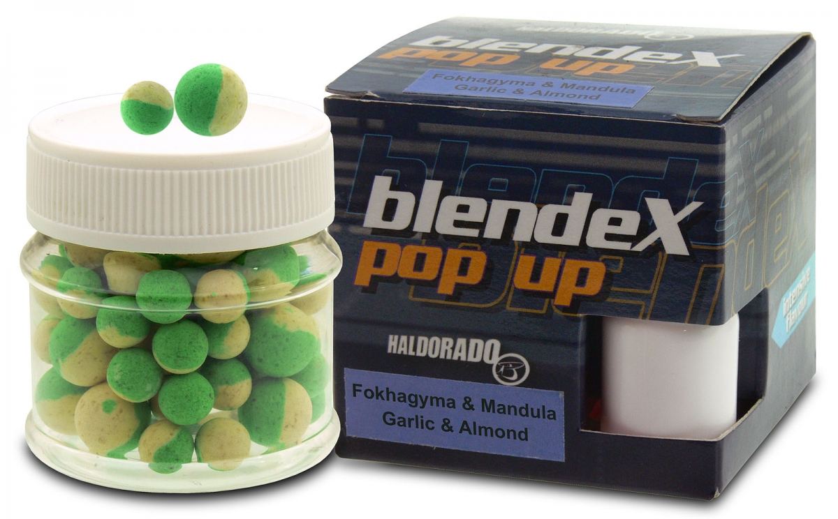 BlendeX Pop Up Method - Fokhagyma + Mandula