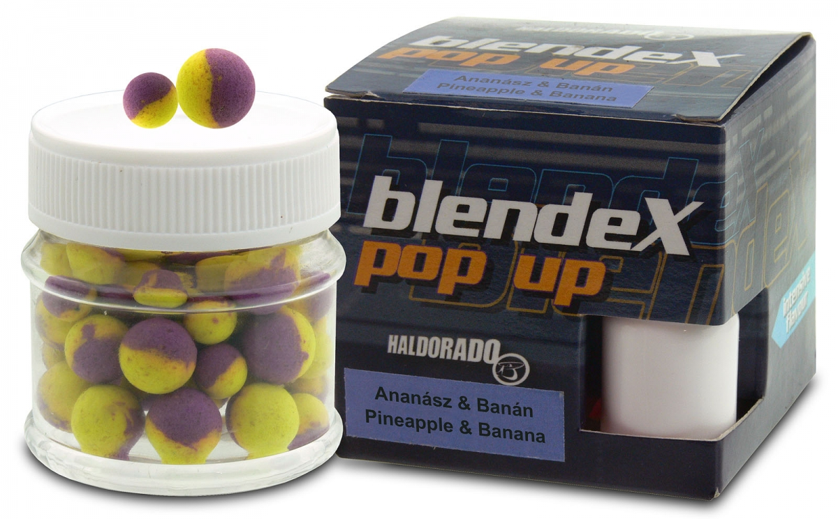 BlendeX Pop Up Method - Ananász + Banán