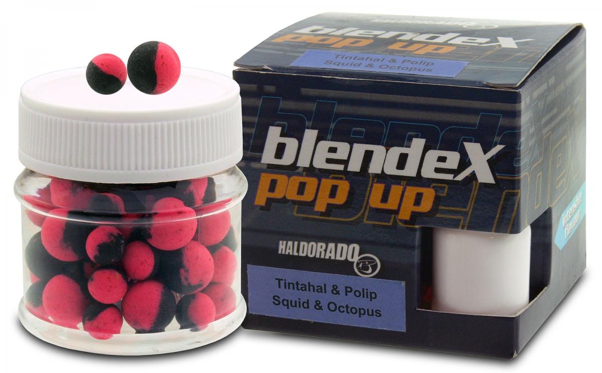 BlendeX Pop Up Method - Tintahal + Polip