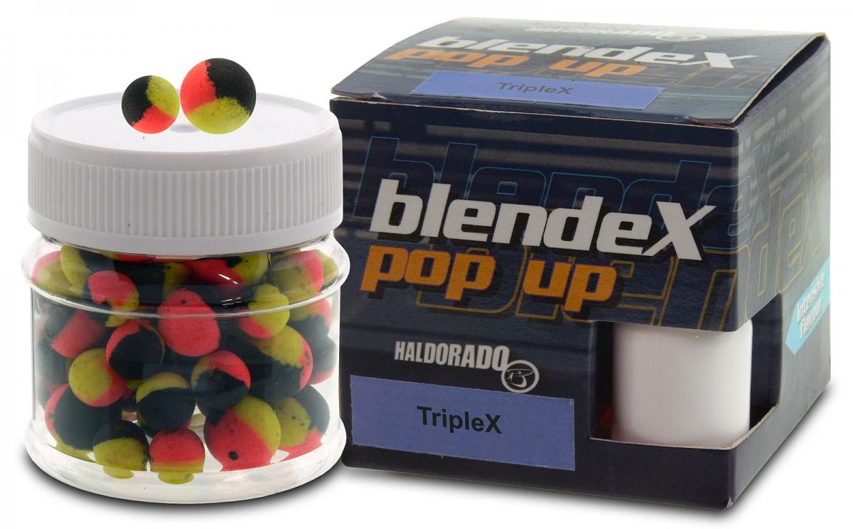 BlendeX Pop Up Method - TripleX