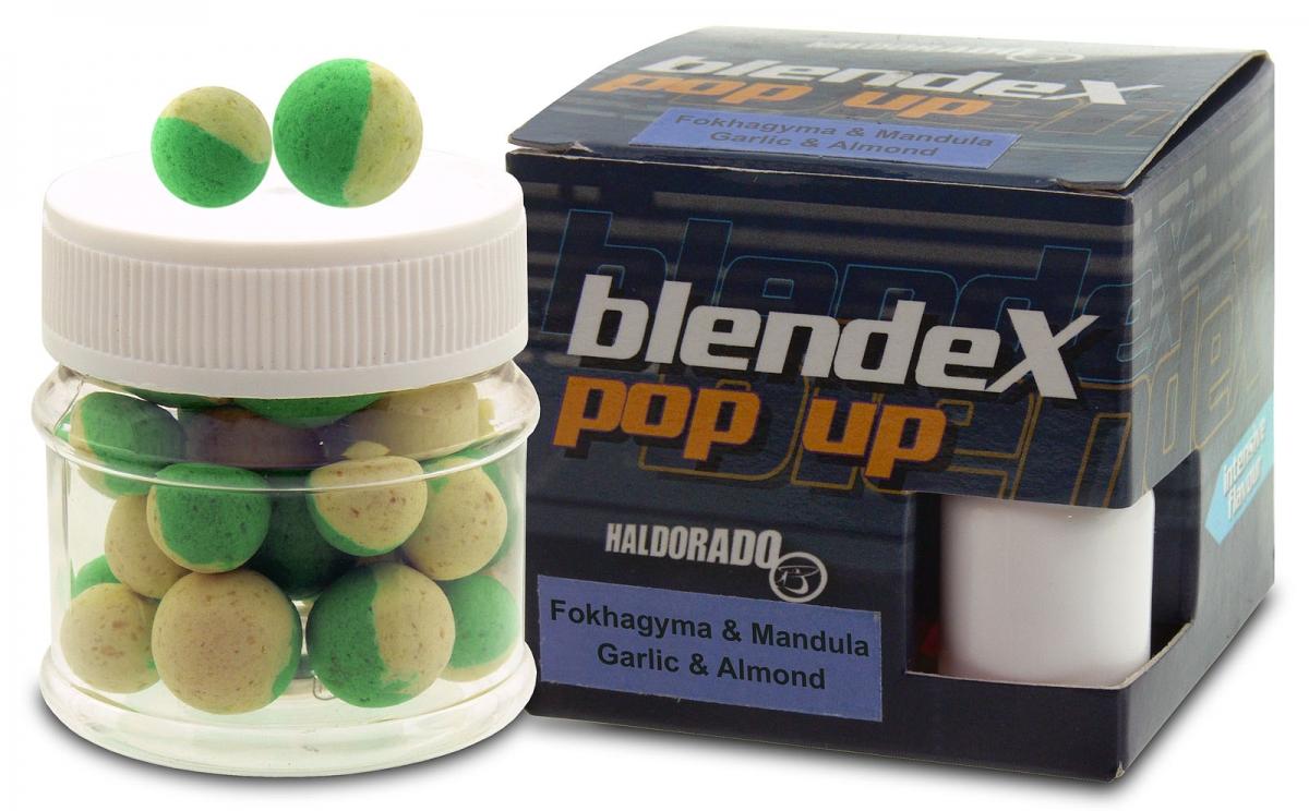 BlendeX Pop Up Big Carps - Fokhagyma + Mandula