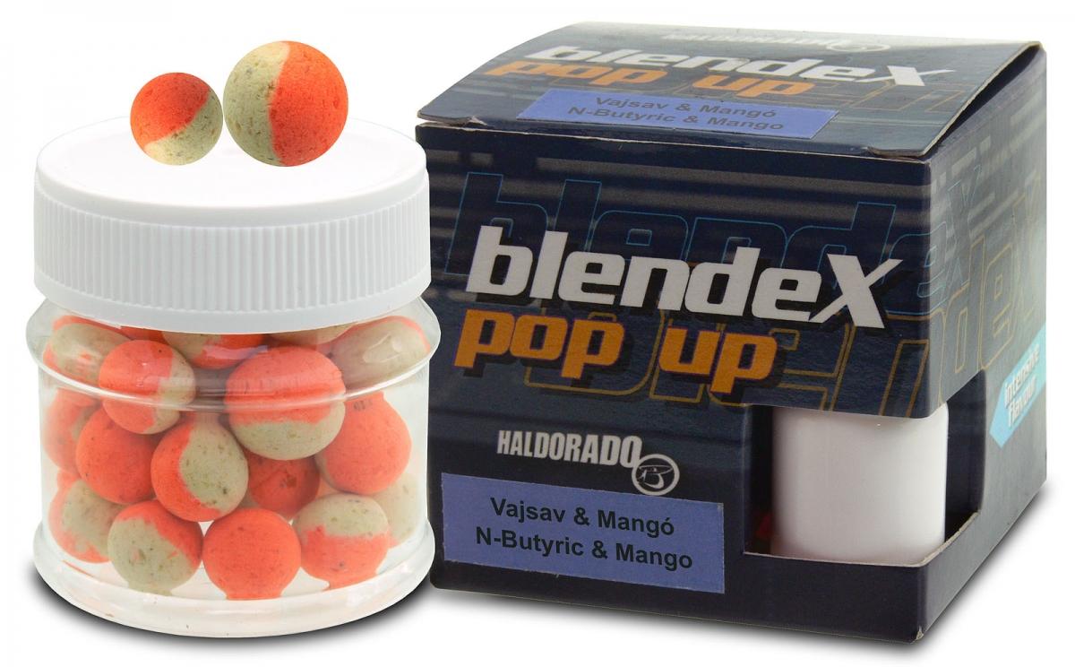 BlendeX Pop Up Big Carps - Vajsav + Mangó