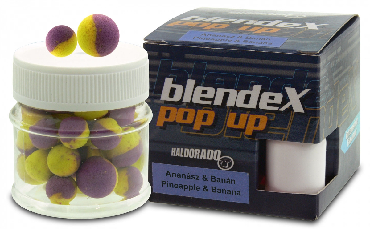 BlendeX Pop Up Big Carps - Ananász + Banán