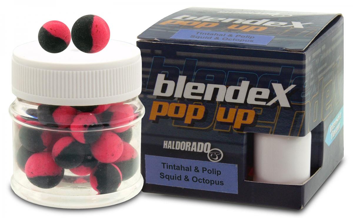 BlendeX Pop Up Big Carps - Tintahal + Polip