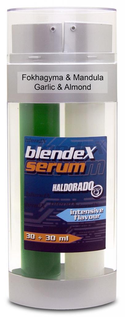 BlendeX Serum - Fokhagyma + Mandula