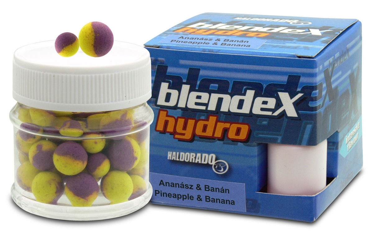 BlendeX Hydro Method - Ananász + Banán