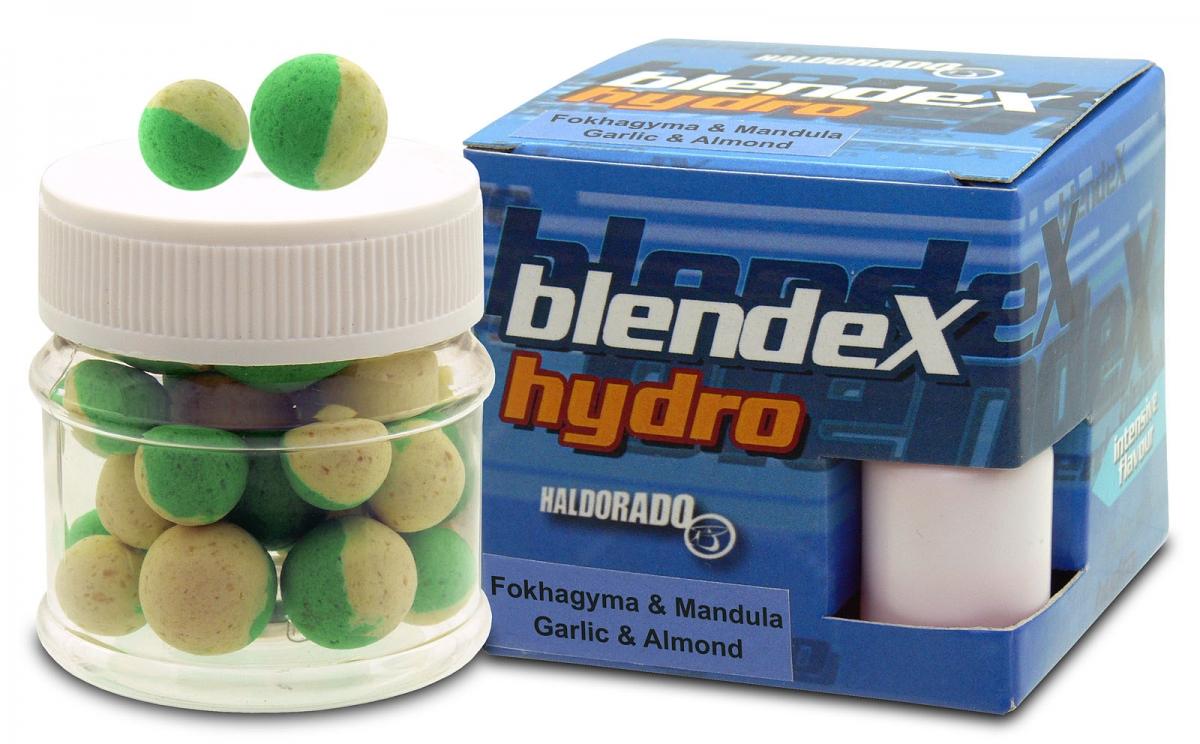 BlendeX Hydro Big Carps - Fokhagyma + Mandula