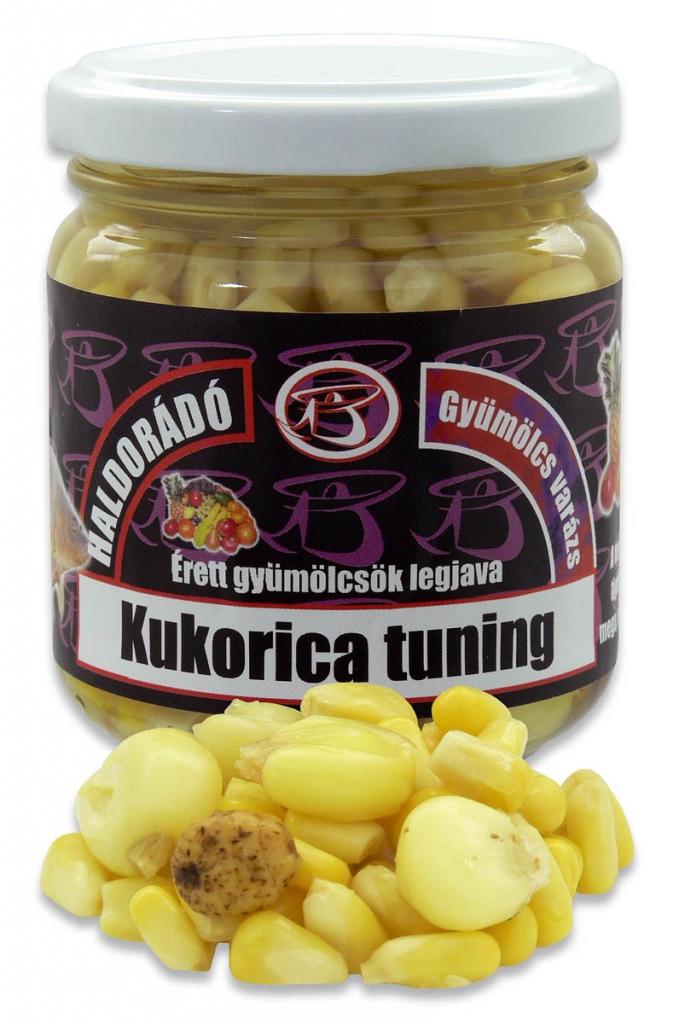 Kukorica tuning - Gyümölcs Varázs