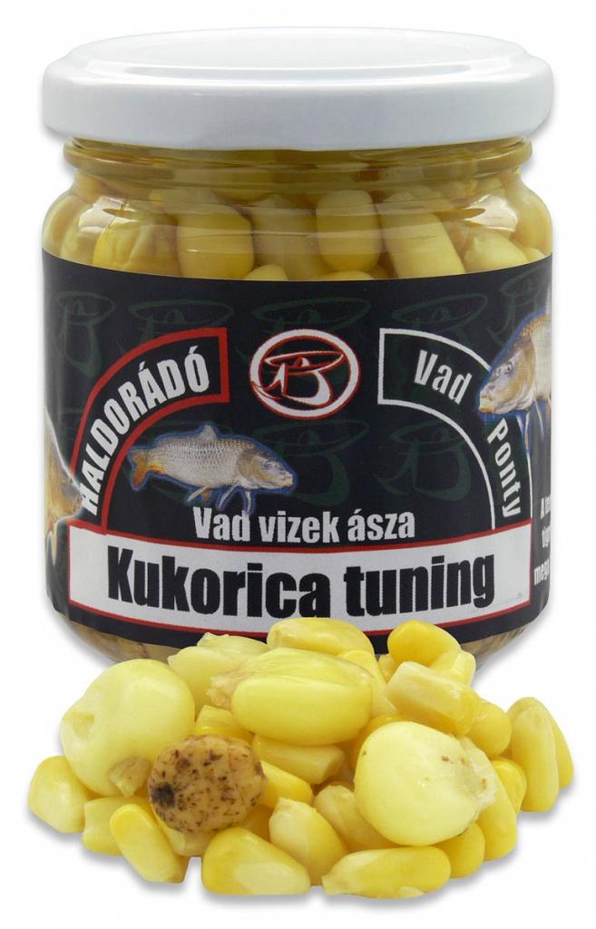 Kukorica tuning - Vad Ponty