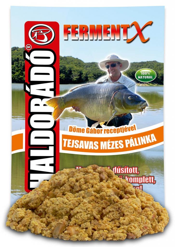 FermentX - Tejsavas Mézes Pálinka