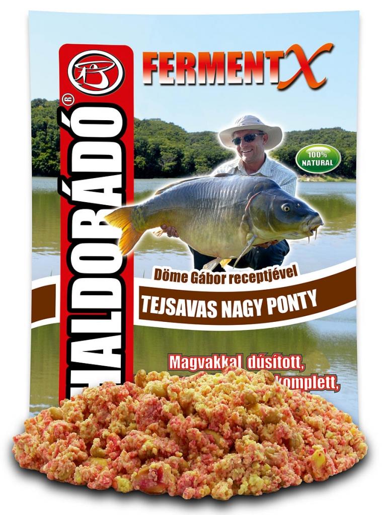 FermentX - Tejsavas Nagy Ponty