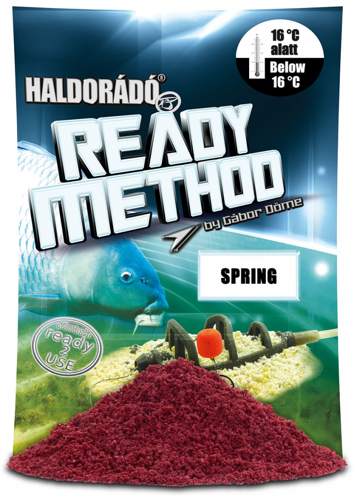 Ready Method - Spring