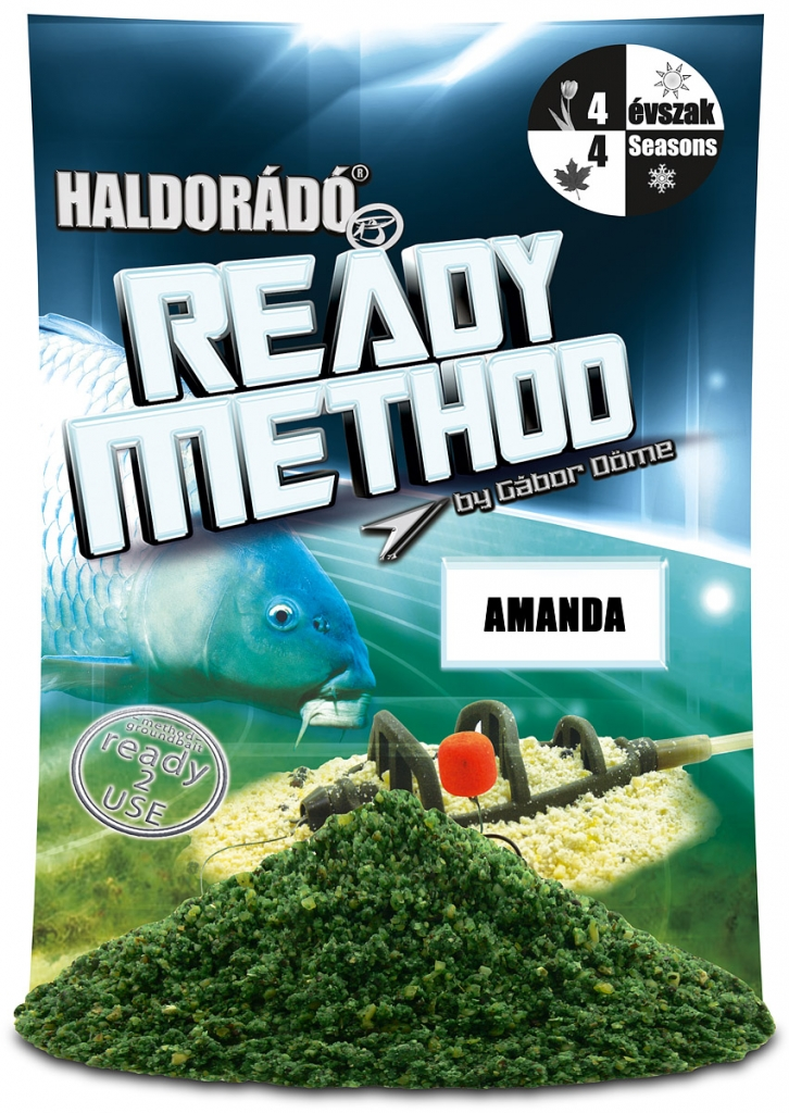 Ready Method - Amanda