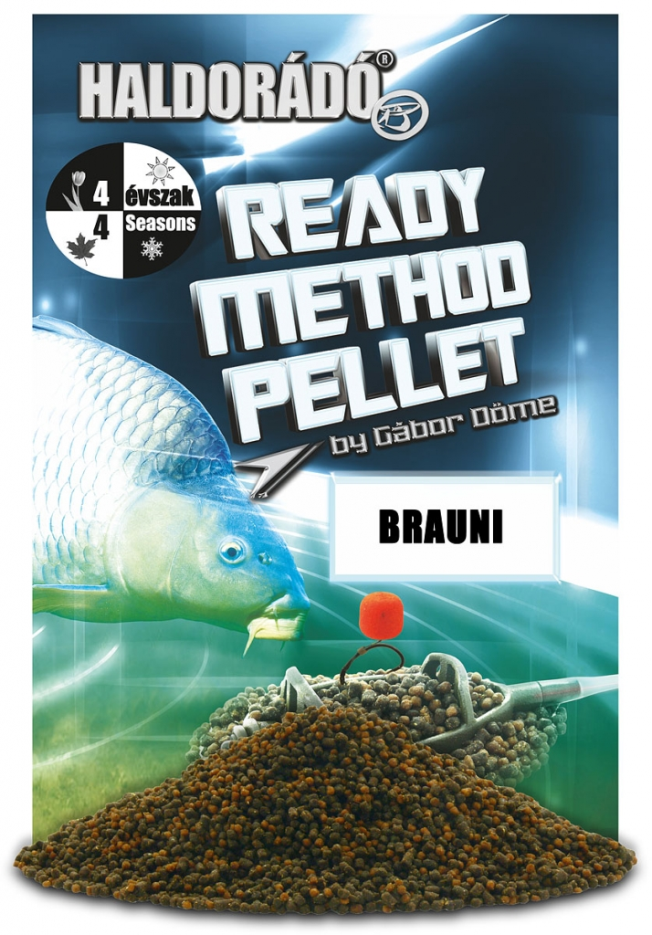 Ready Method Pellet - Brauni