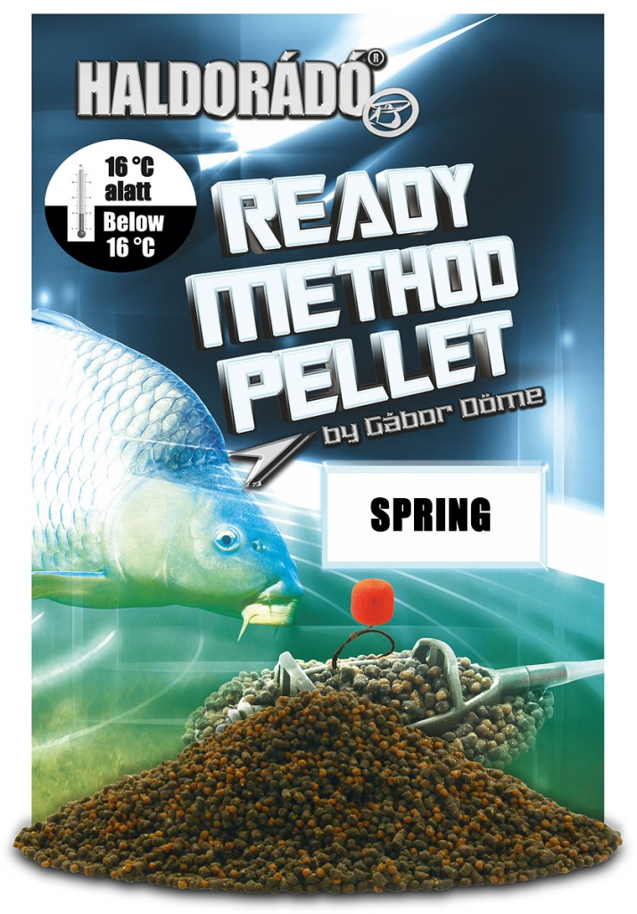 Ready Method Pellet - Spring