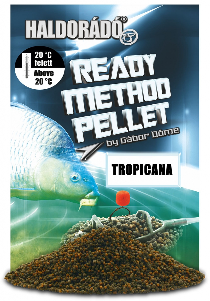 Ready Method Pellet - Tropicana