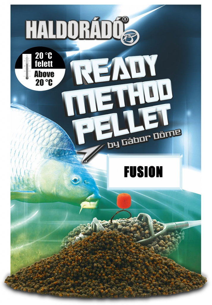 Ready Method Pellet - Fusion