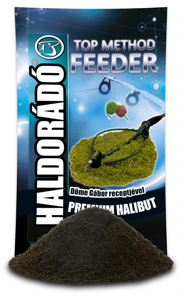 TOP Method Feeder - Premium Halibut