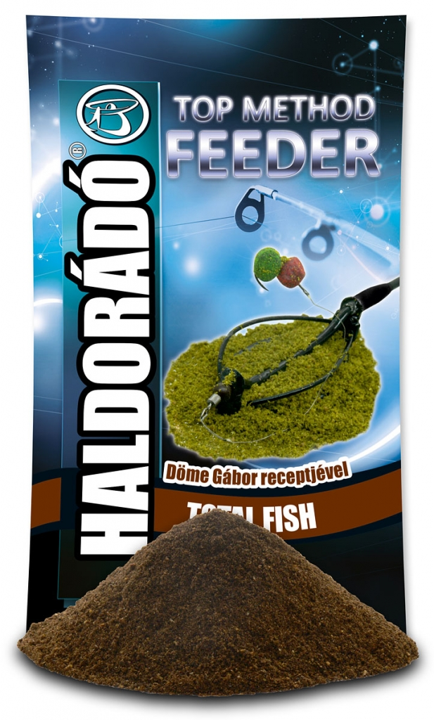 TOP Method Feeder - Total Fish